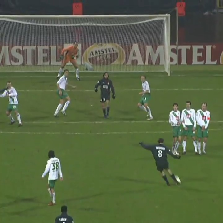 Nedvěd, Juninho, Pizarro or Berbatov? 😍 The most beautiful goal goes to ___________ 👈 #UCLrecall   @NissanFootball