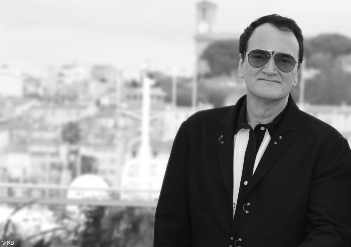 Quentin Tarantino at last year's Cannes Film Festival 🎬 ©KB *all rights reserved*  #OnceUponATimeInHollywood #Tarantino #Cannes2019 https://t.co/tuZ8KCYHGk