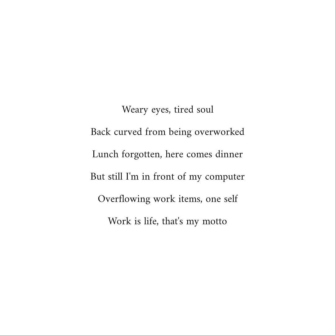 Super tired  #ventingmachine  #sadpoet #depressed #lonelyquotes #thoughts #feelings #poet #poetry #poetryporn #poetrycommunity  #freeverse  #writer #writersociety #writing #writingcommunity #artist #lifequotes #livelife #wordporn #mentalhealthawarenessmonth #burnoutpic.twitter.com/uAe7RyWRpP