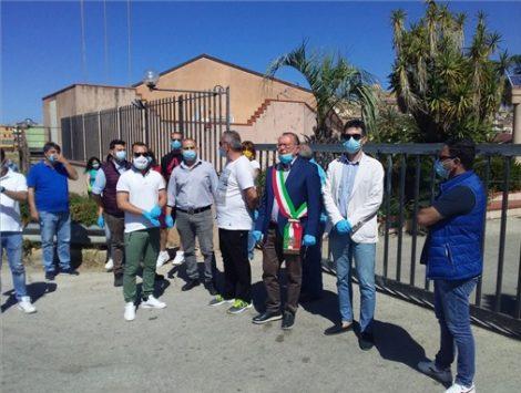 Tensione al centro di accoglienza di Siculiana, 20 migranti fuggono dalla quarantena - https://t.co/Iw5c71MyNg #blogsicilianotizie