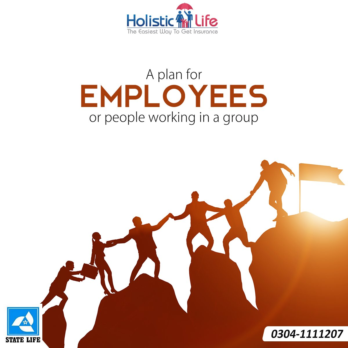 If you are working in a factory or employee of any company then, we have a group insurance plan for all employees that will help you in the future.  Contact us: 03041111207 Website: http://www.holisticlife.com.pk   #insurance #lifeinsurance #insurancecoverage #insuranceclaims pic.twitter.com/vtNm7OZvey
