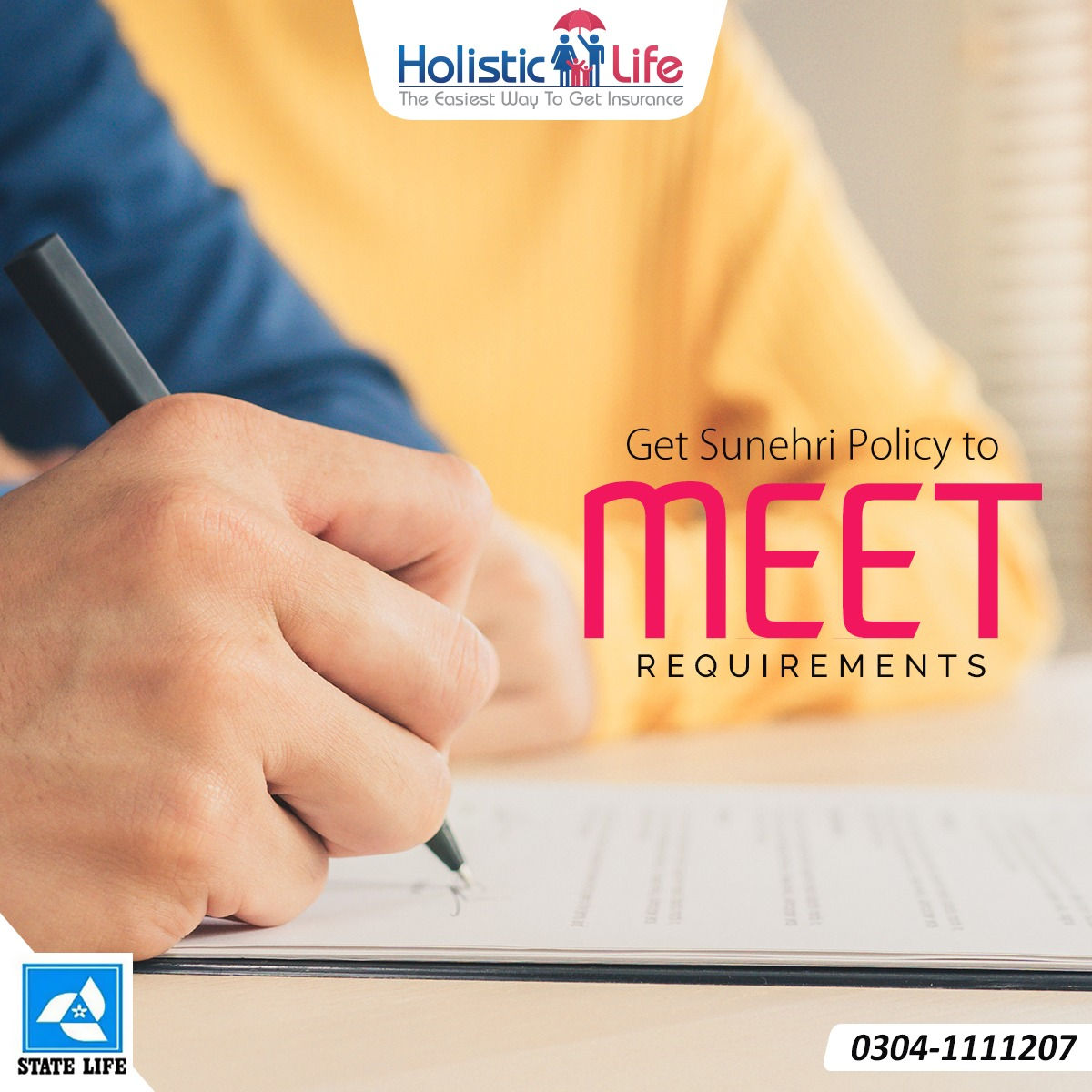 Now, get a plan that will give you benefits at the time when you have more expenses and low income.   For Contact: 03041111207 Website: http://www.holisticlife.com.pk   #insurance #lifeinsurance #insurancecoverage #insuranceclaims #HolisticLife #healthinsurance #bonuspic.twitter.com/KlrcHq7IKo