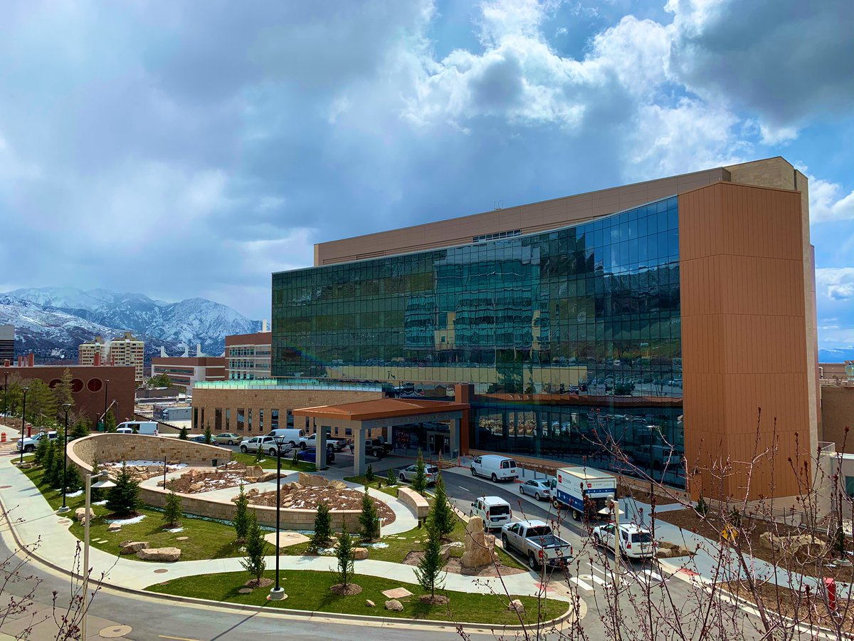 Welcome to the newest Rehabilitation hospital in the country. Craig H Neilsen Rehabilitation hospital opens today. @UofU_PMR @UHealthNetwork1 #Physiatry https://t.co/C7G3TaaYPO