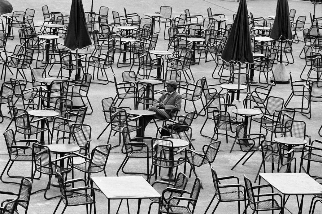 Amsterdam  1964 Leonard Freed https://t.co/IXz4Le9uBy