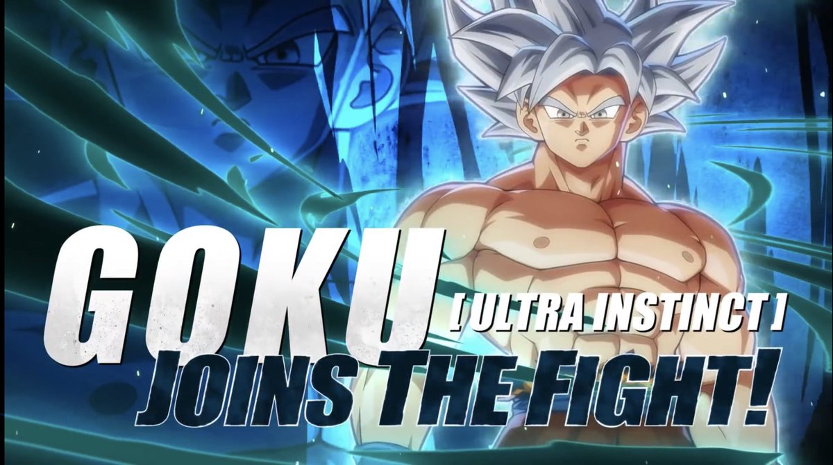 I'm a bit late but Ultra Instinct Goku was released on 22nd May on Dragon Ball Fighter Z!!!  #db #dbz #dbs #dbgt #sdbh #dragonball #dragonballz #dragonballgt #dragonballsuper #superdragonballheroes #zfighters #anime #dragonballforever #DragonBallFighterZpic.twitter.com/ZEkgreN0lc
