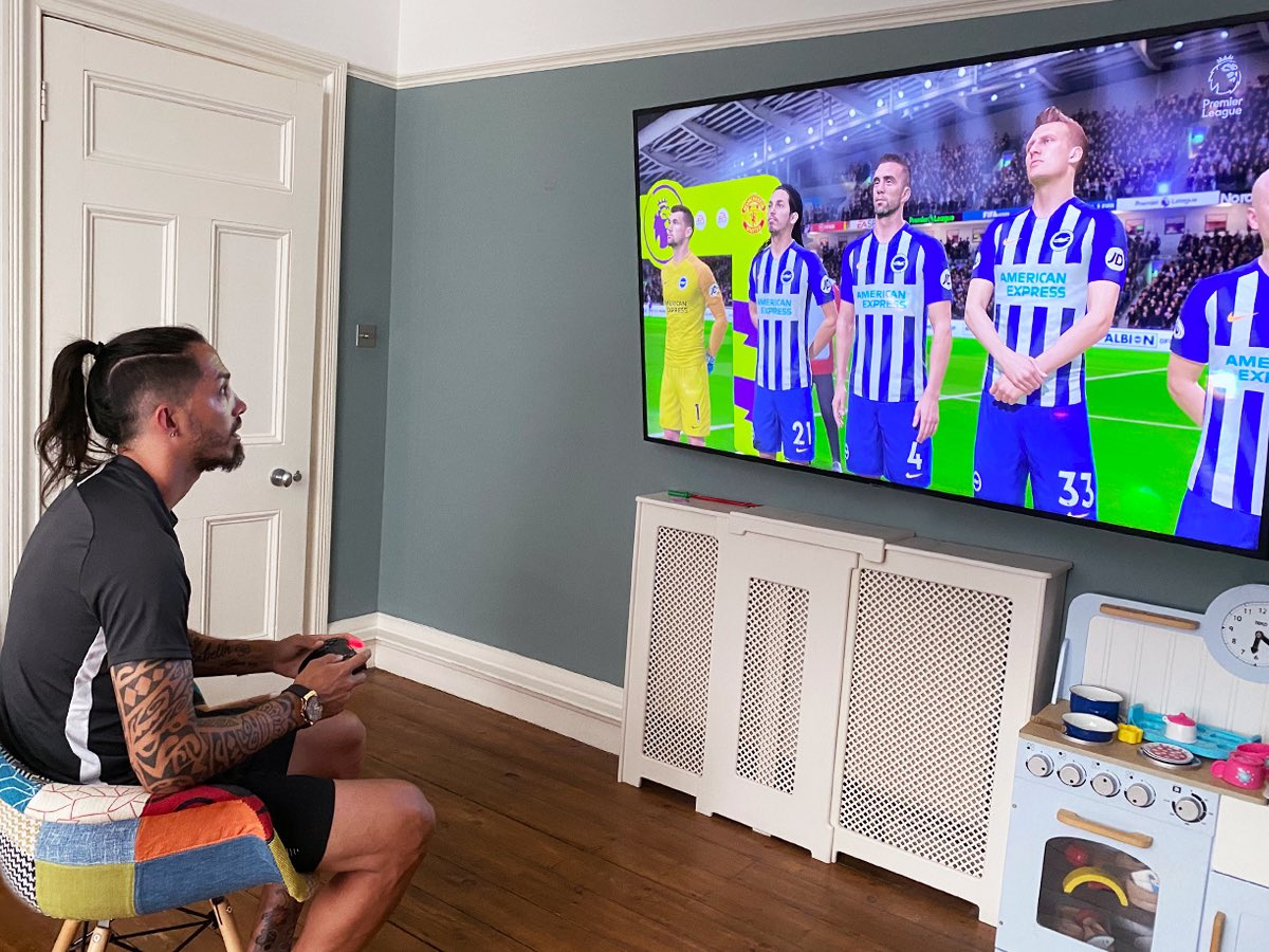 I'm trying to improve some records at #Fifa20 !! ⚽ Any tips?! 😅 #galgo #esports #premierleague  #bhafc @OfficialBHAFC https://t.co/CStoXy6vzB
