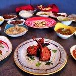 Image for the Tweet beginning: Welcome back to Kashmir Restaurant