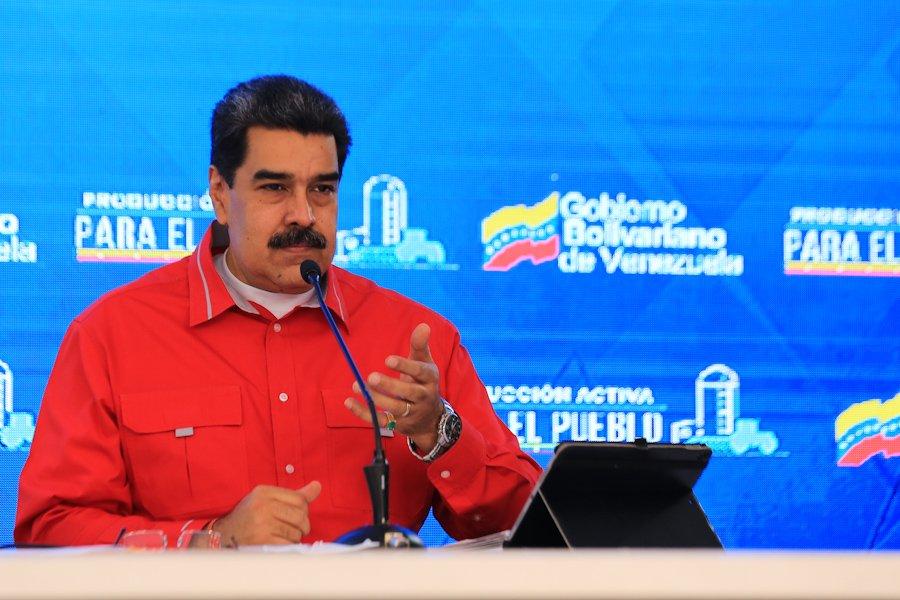 #28Mayo #PsuvIribarren 🚩 #Entérate 📰 || Anuncio nuestro Pdte. @NicolasMaduro Gasolina venezolana tendrá un precio justo. #VenezuelaDefiendeSuOro @PartidoPSUV
