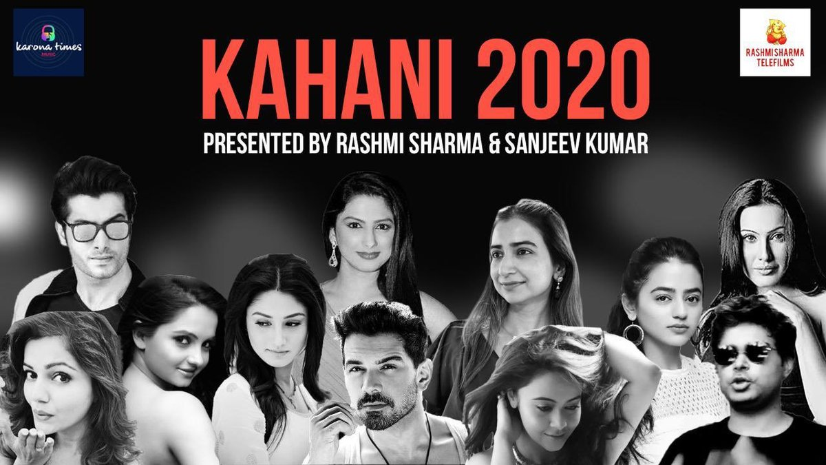 Here it is - Kahani 2020. Groove to the beats of this rap with your favourite stars! #BhaagCorona #KaronaTimesMusic