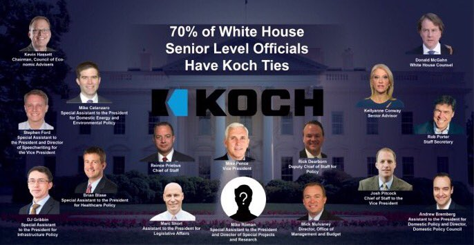 @amyklobuchar @Ccnn35555922 Mitch works for the #KochNetwork #CNP #DarkMoney as do most of today's GOP. They're taking advantage of the #COVID19 crisis (we could have predicted this). NOW, is the time to get very loud & fight back hard. This isn't politics as usual & they'll screw us if we just tweet/talk https://t.co/Z7FMUFFzyQ