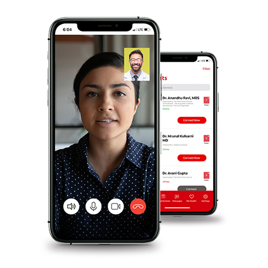 Our @ColgateIndia team has launched an innovative teledentistry service, providing access to free oral care consultations for anyone in India with a mobile phone. Schedule an appointment or connect with dentists via text chat, audio or video. Learn more: https://t.co/jl283I1E59 https://t.co/GHeZLvnz6t
