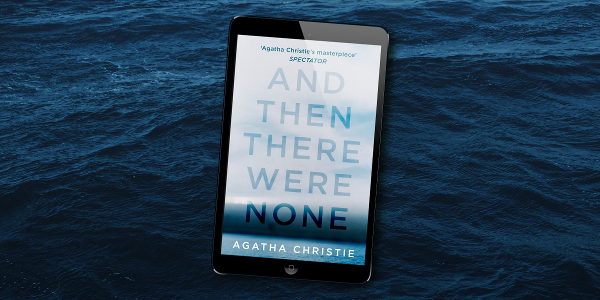 Ten strangers. One isolated island. The best selling crime novel of all time. Get @agathachristies And Then There Were None for 99p today 👉 smarturl.it/ATTWNEB