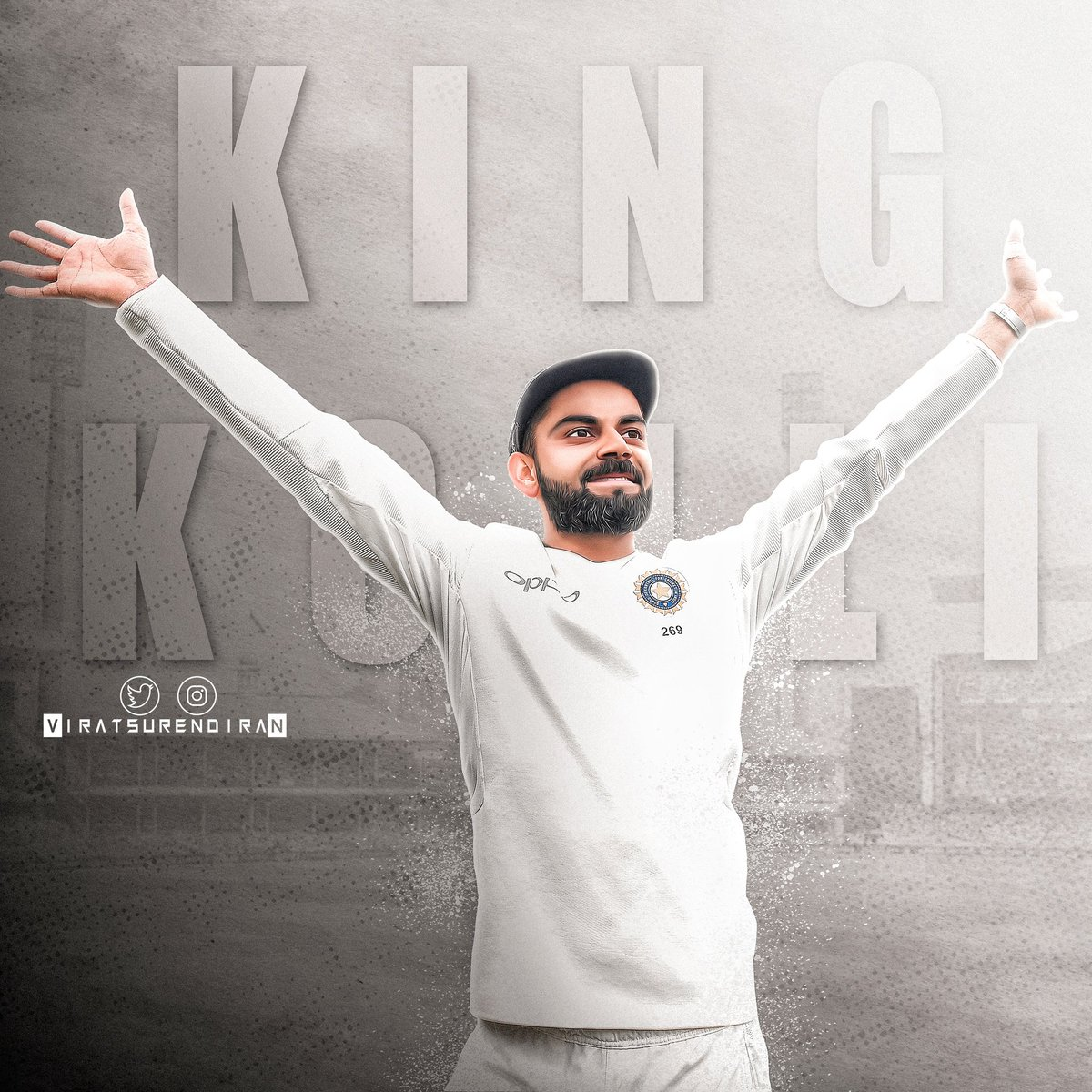 Good evening everyone...   I have spend time to make our #KingKohli picture as super heroes character... That picture should be releasing on coming Saturday at 7:00 PM... Stay tuned....   Without ur support am nothing   #ViratKohli   HD :  https:// drive.google.com/file/d/1Z6HXDa QzjviUIgOvw9To0BRzeH8iKNHS/view?usp=drivesdk   … <br>http://pic.twitter.com/Sb0cyob8ft