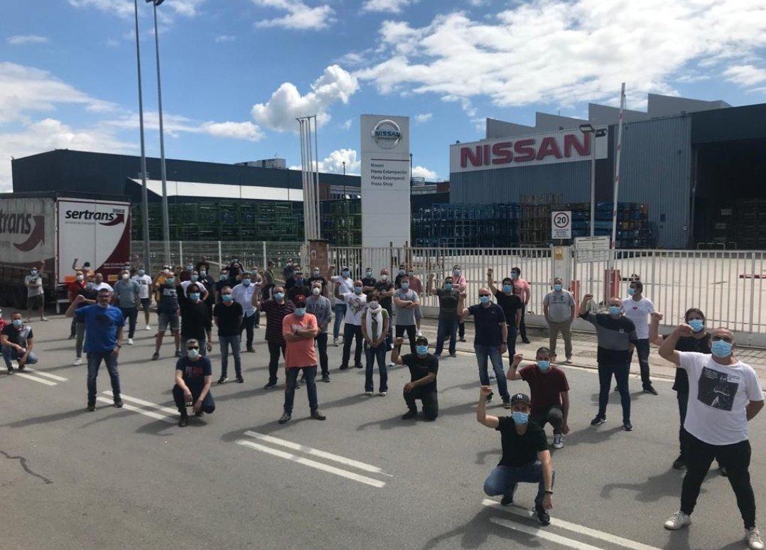 Nissan cerrará una fábrica de 3.000 trabajadores en Barcelona