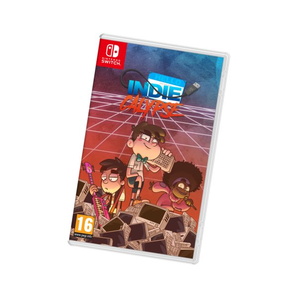 @JanduSoft announces Ultra Collectors, a physical edition brand for limited and exclusive games for Ultra Collectors.  Indiecalypse is the FIRST edition (#01) of Ultra Collectors and is available to purchase NOW!   https://www. ultracollectors.com      #SwitchCorps <br>http://pic.twitter.com/uamBoMbdXJ