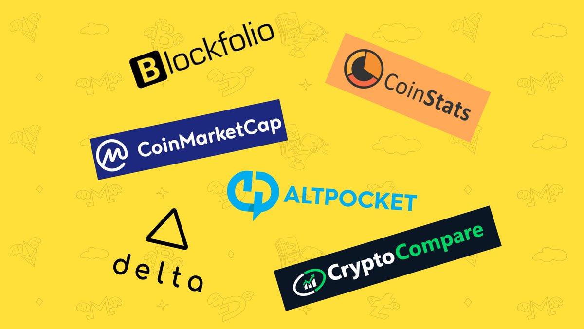 best cryptocurrency portfolio tracker website