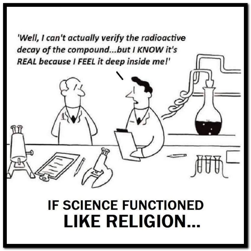 Thinking about #religion. #atheism #atheist 5pic.twitter.com/4fqPp2o7Vk