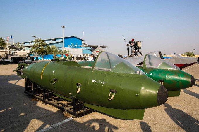 Iran Navy (IRIN): News - Page 6 EZGyQ9nXgAARYKf?format=jpg&name=small