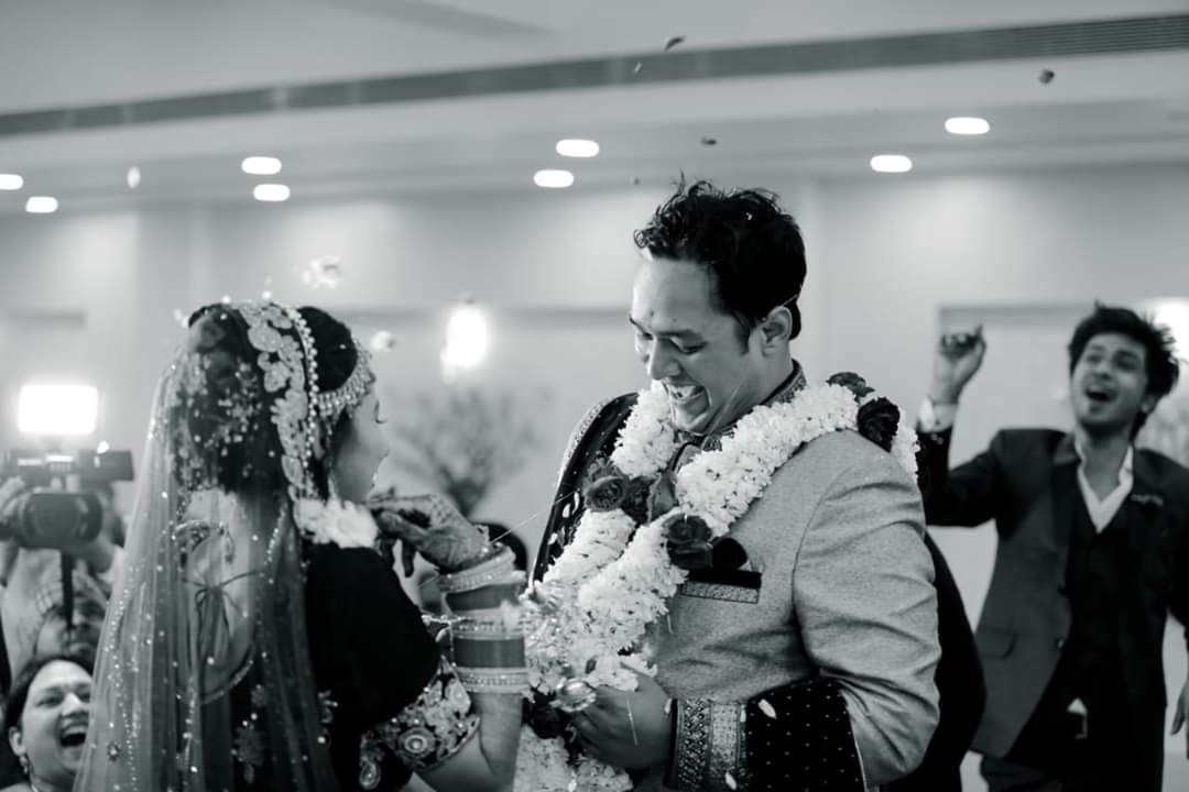 Let us take a picture before before the tears take in.  Wedding Diaries by First Fly Films #firstflyfilms #wedding #couple pic.twitter.com/7qTJf7YW1F