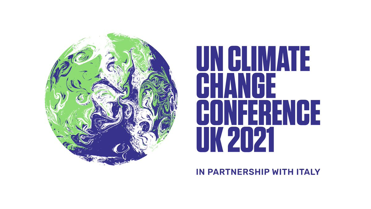 #COP26 will take place between 1 - 12 November 2021 in Glasgow. The COP Bureau of the @UNFCCC, with the UK and our Italian partners today agreed on new dates for the summit. The UK will continue to work to increase #ClimateAction, build resilience and lower emissions.