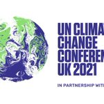 Image for the Tweet beginning: #COP26 will take place between