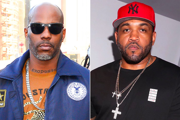 """DMX apologizes to Lloyd Banks for questioning his lyrical ability: """"I was thinking Tony Yayo"""" https://t.co/RStR7IfOSp https://t.co/6HlK76OiLK"""
