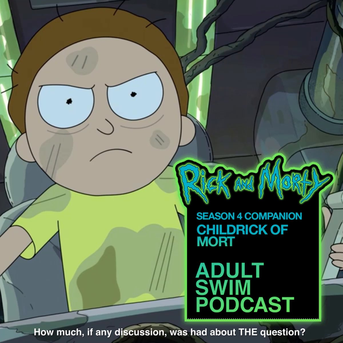 The creative team behind Childrick of Mort fields phone calls and answers your questions about spicy deleted scenes, unproduceable action sequences, and how to avoid animating pointy things. adultswim.com/podcast/episod…