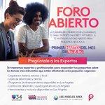 Image for the Tweet beginning: Preguntale a los Expertos sobre