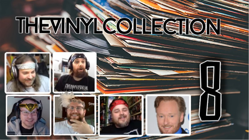 So happy to announce the return of the #VinylCollection tonight! TUNE IN AT 19:00EST where I will be joined by the internet's highest ranking #vinyl experts. #livechat will be open for everyone whether or not you're a member of the #vinylcommunity!  https://www.youtube.com/watch?v=-vTgE-SSqKQ…pic.twitter.com/h9EABCTULk