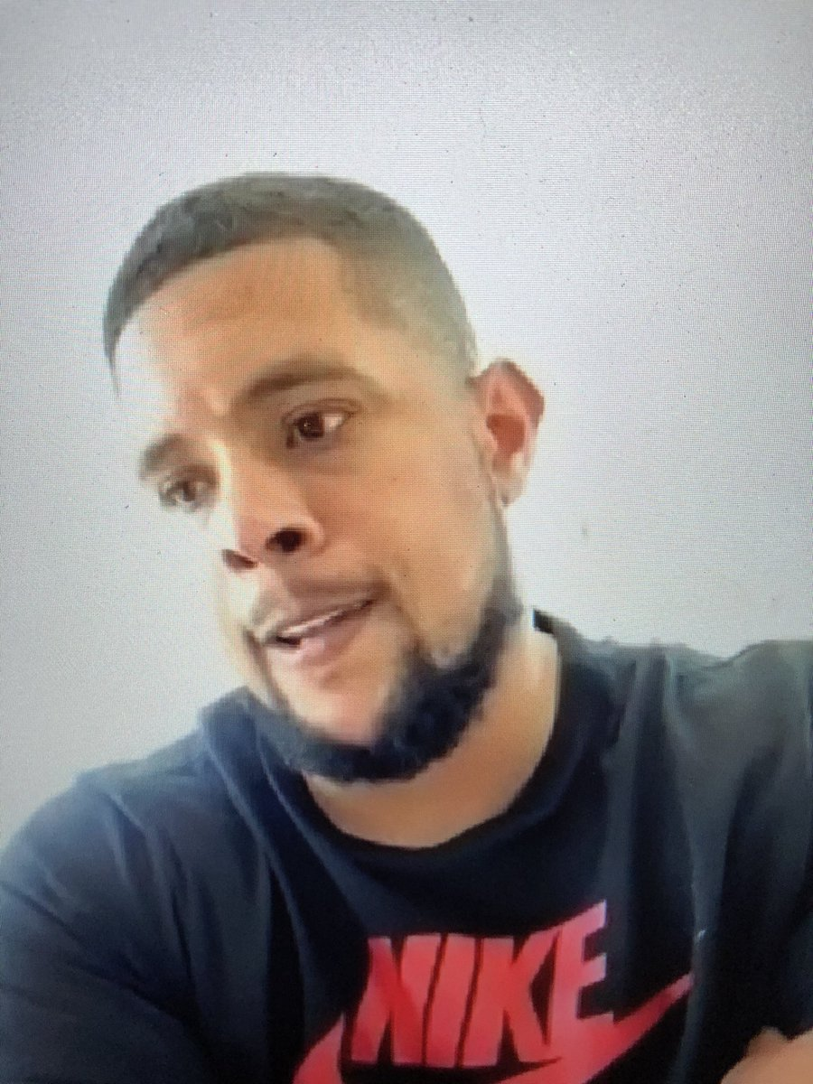"""#Titans Guard Rodger Saffold says he's """"ready to go whenever."""" Says he's been working out consistently. Whenever the NFL says it's safe he'll be good."""