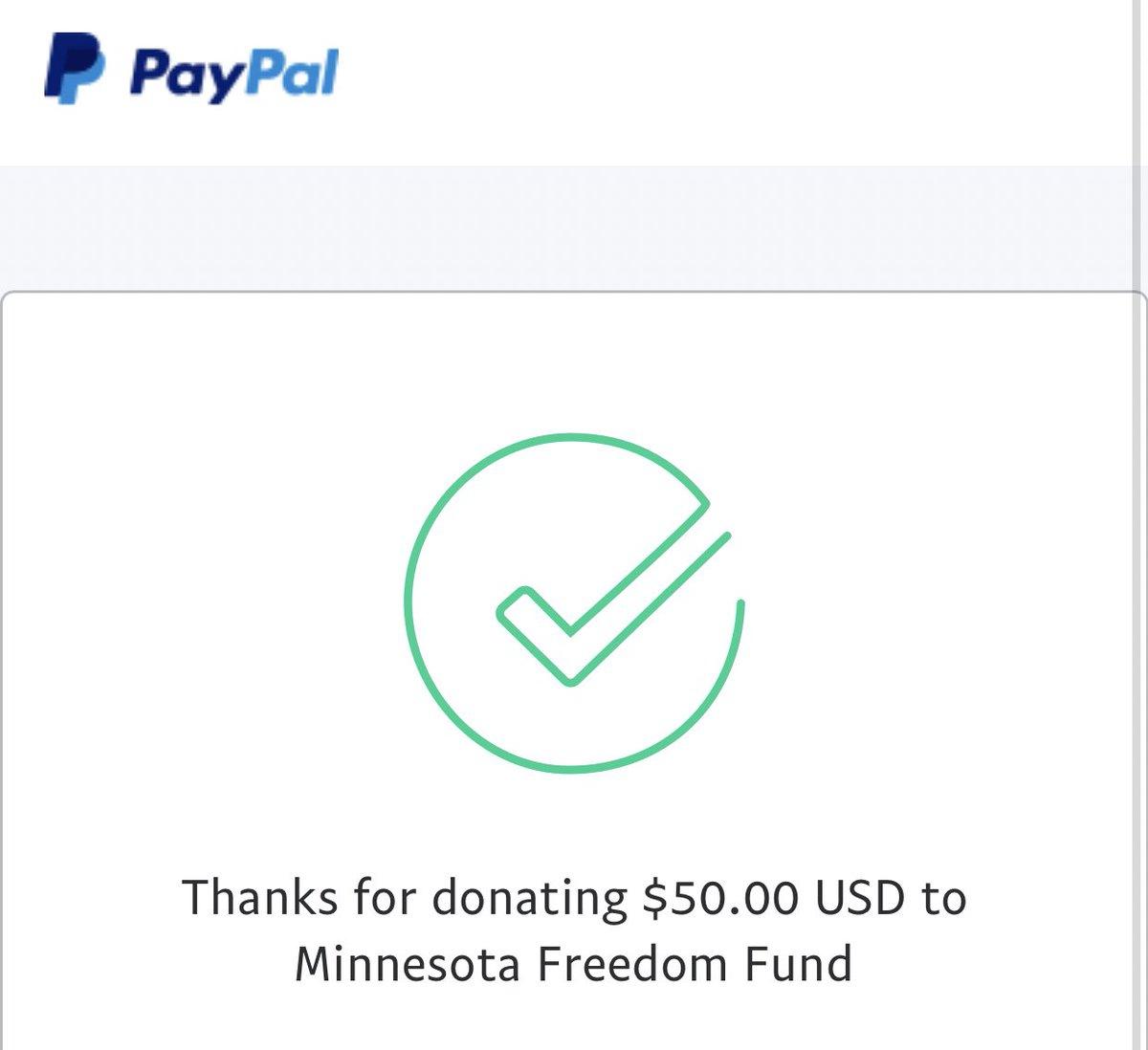 Matched. keep it going. minnesotafreedomfund.org/donate twitter.com/rfelixfinch/st…