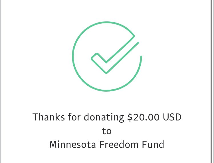 donate if you can 👍 minnesotafreedomfund.org/donate