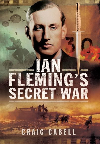 While Ian Fleming's extravagant and glamorous lifestyle is well known, little has been published concerning his contribution during #WW2   Ian Fleming's Secret War by Craig Cabell, available now in all formats https://buff.ly/36ANNtC #IanFleming #OnThisDay pic.twitter.com/PJdbn2dRkm