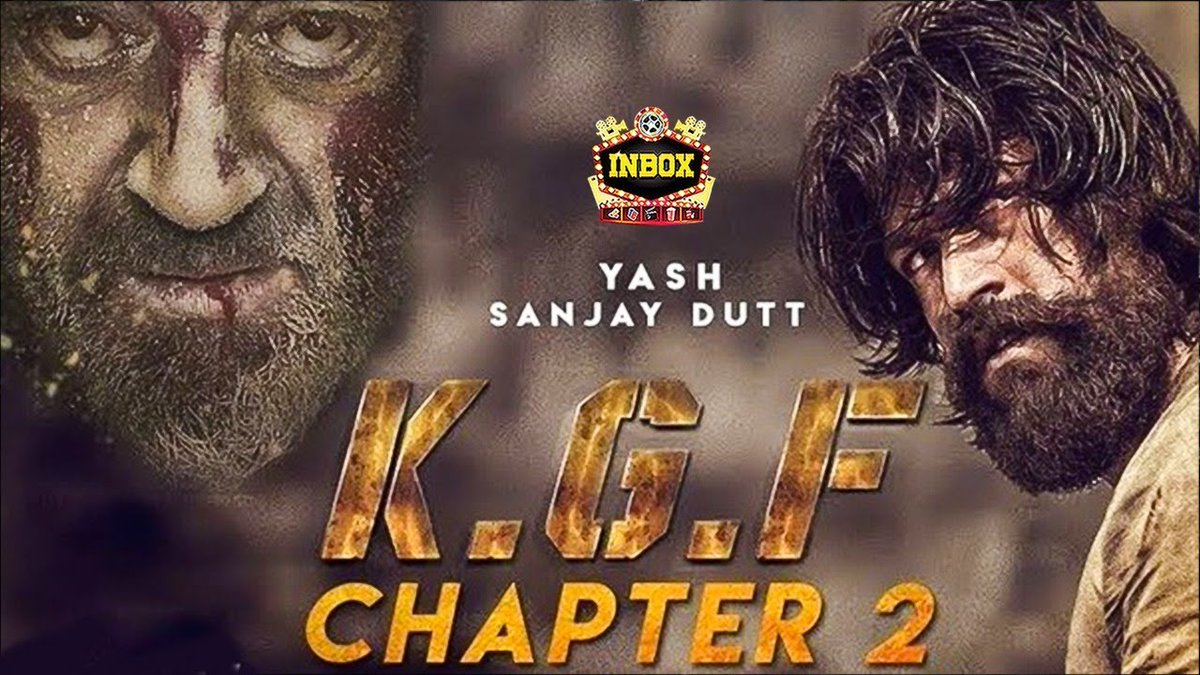 BREAKING: KGF 2 New Release Date   https://youtu.be/CEo0fhpfE4Y  | #Yash | #InboxShow | #KGF2 pic.twitter.com/RdAhCKKTXa