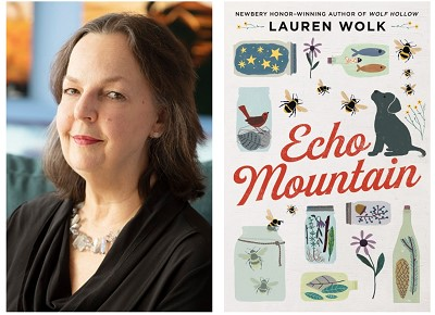 test Twitter Media - It's Virtual Book Tour day with author Lauren Wolk! Visit our blog to hear the author talk about her latest novel, Echo Mountain. You'll also find an invitation to imagine activity, a view of a signed copy of the new book, and much more! https://t.co/FIXyqu5ER1 https://t.co/wphJLqPjYE
