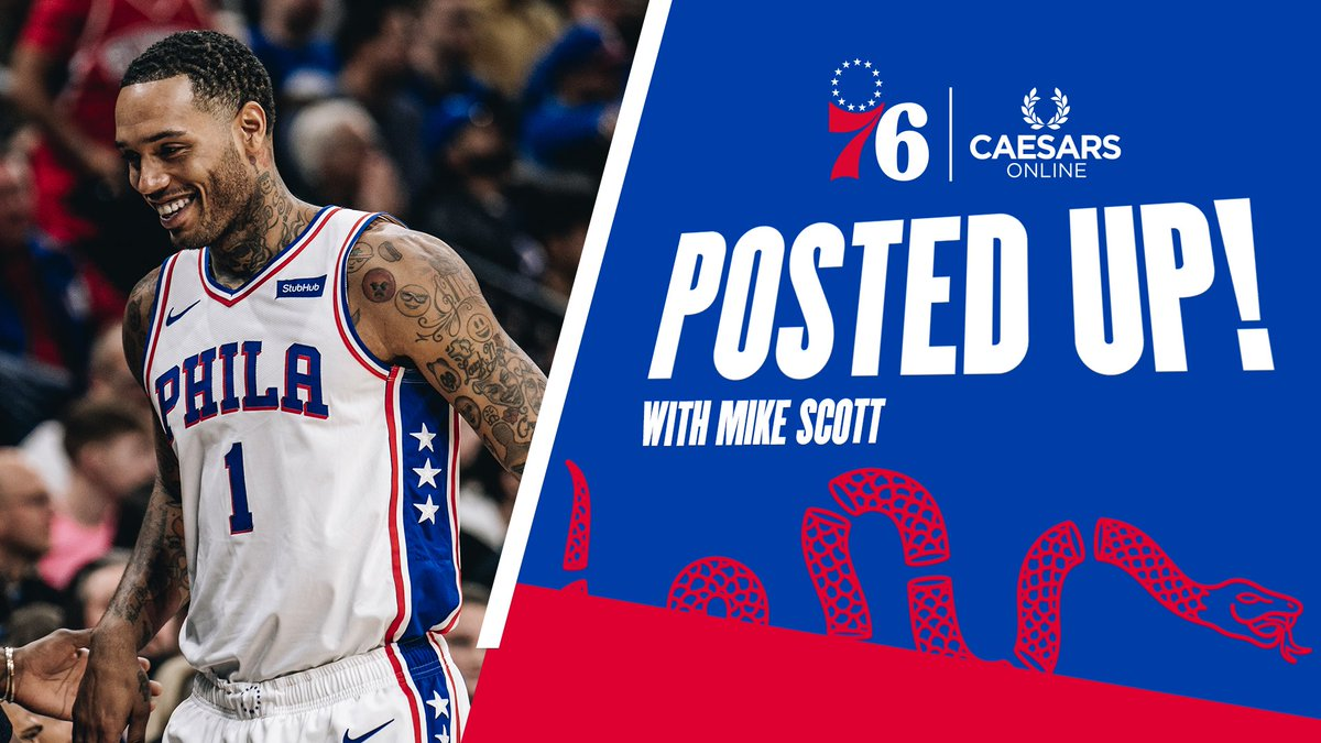 """[I want to] try to make a run at this thing. If [the return] does succeed, and they do put something together, I feel like we can take advantage of this time, and do something special."" - @mikescott  📝  https://t.co/JK3wC179r2 