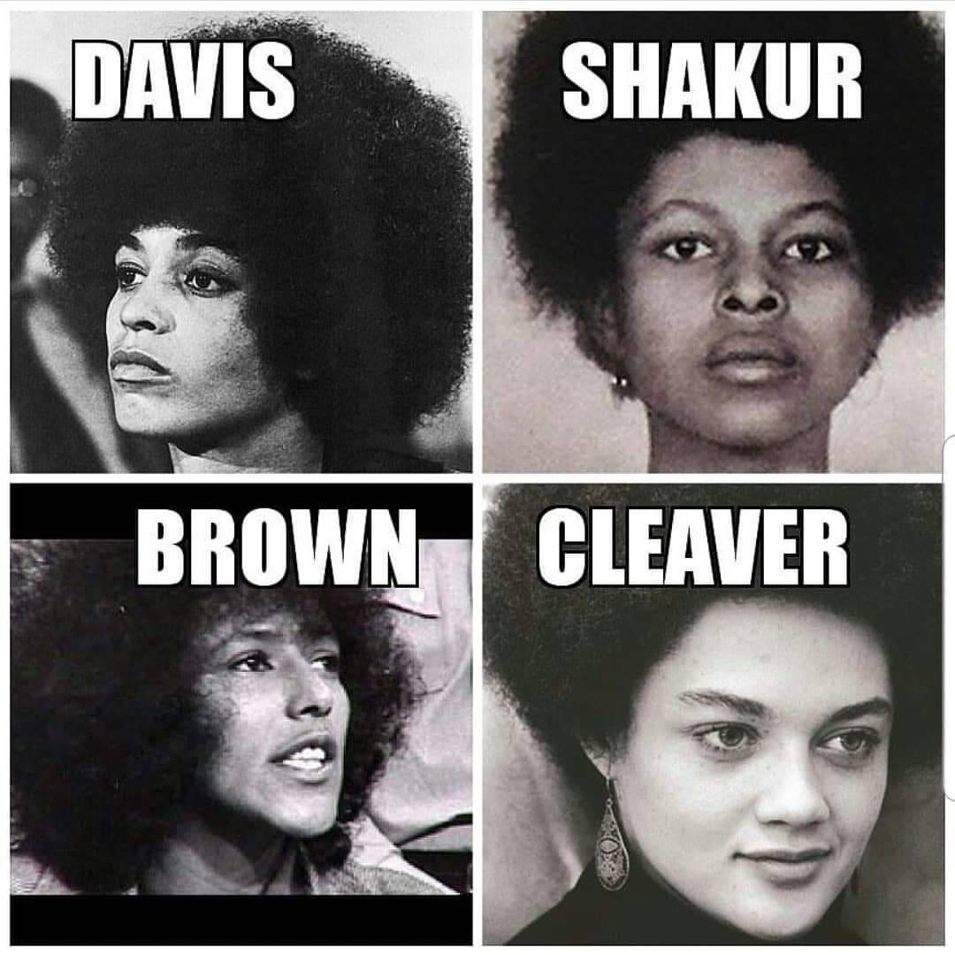 Lets give it up to these ladies who fought hard against systemic  racism and discrimination. #BlackPantherParty #Activism #Action pic.twitter.com/K2FiOQieeV