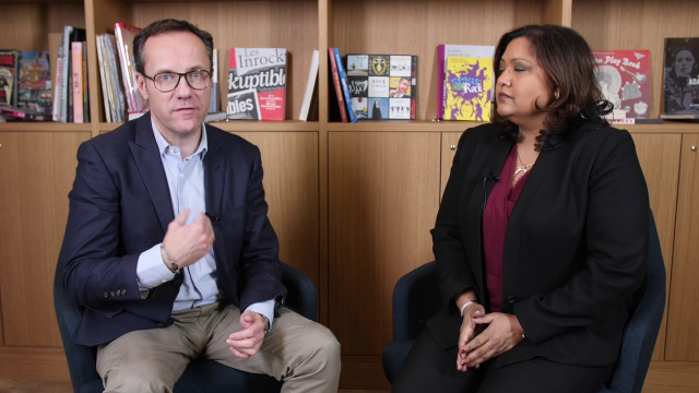 Thiébaut Riegel from @Microsoft and Nadina Talukdar from @Axway talk about the partnership between Microsoft, an Elite partner in Axway's Technology Alliance Program, and Axway as a #MicrosoftGoldPartner. #APIM @Azure #Microsoft @nadina_axway  https:// bit.ly/2ZRGWKK     <br>http://pic.twitter.com/CpvUcatCxJ