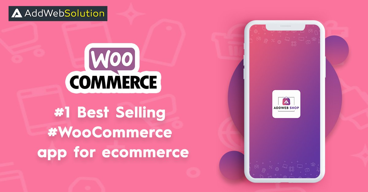 Convert the #WooCommerce store into a #mobileapp using AddWeb Shop. A prebuilt solution to build WooCommerce mobile apps on #iOS & #Android platforms. Get it now  https:// addwebsolution.com/addweb-shop      #letstalksolution #ecommerce #WooCommerceapp #WoocommerceStore #appdevelopment #eCommerceApp<br>http://pic.twitter.com/nO9tNBAWFx