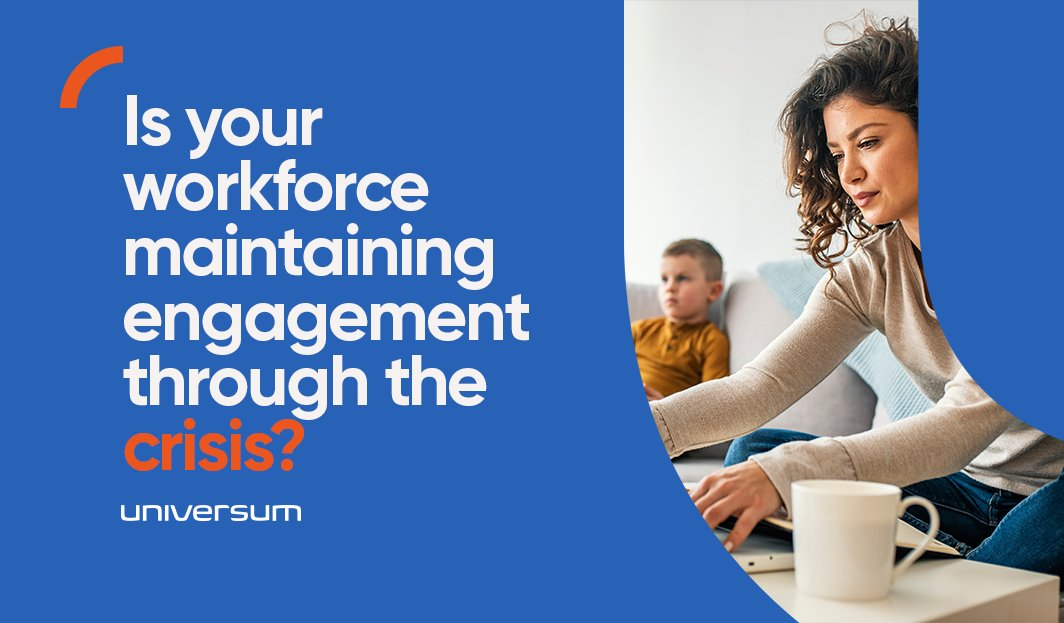 Learn how to maintain employee engagement through the crisis. Universum's in-touch survey is designed to help employers get a better understanding of how everyone in their workforce is doing right now and maintain engagement through challenging times: https://t.co/5xfzFYDH5S https://t.co/9dRsALWONo