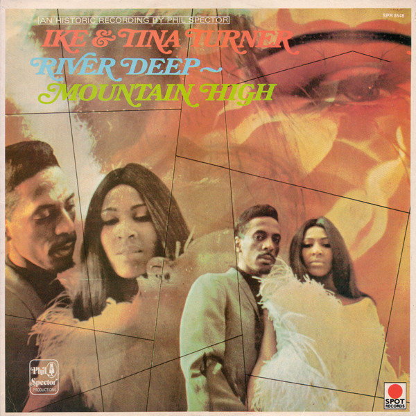 Music Fact Of The Day: 28 May 1966 - American husband and wife duo, Ike & Tina Turner released their hit single, 'River Deep - Mountain, High', produced by Phil Spector and backed by The Wrecking Crew. #Soul pic.twitter.com/hWxQ8CykrS