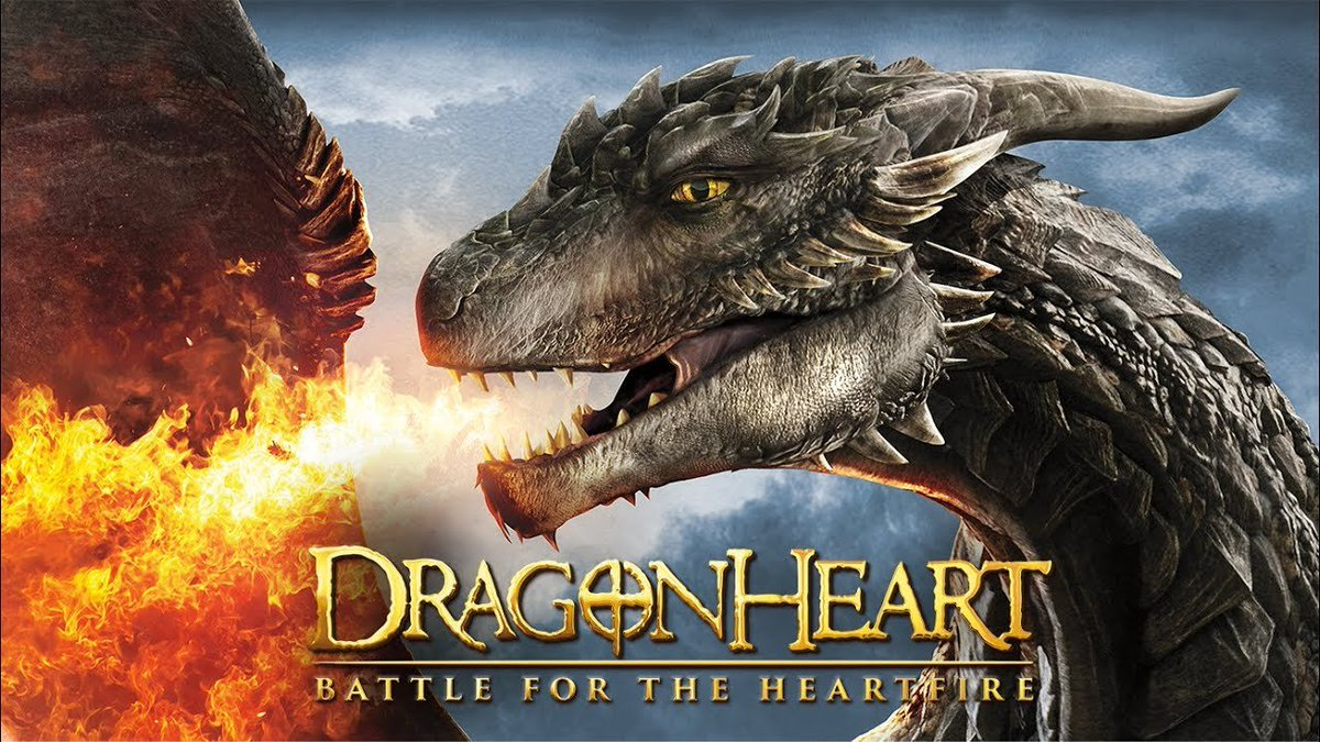 #Dragonheart movie @vijaytelevision paathu romba varusham aguthu #VijayTV @VijaySuperOfflpic.twitter.com/YmQENroIMo