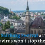 Image for the Tweet beginning: The Salzburg Festival for classical