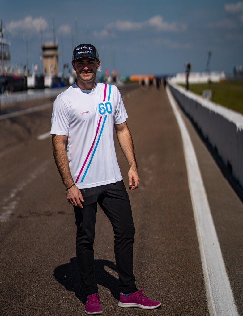 We're finally heading back to the track! So I'm giving away some of our new gear! Head over to my Instagram for details on how to win. Instagram.com/Jack_Harvey42 @305Wear // @AutoNation // @SIRIUSXM // @MeyerShankRac // @HondaRacing_HPD