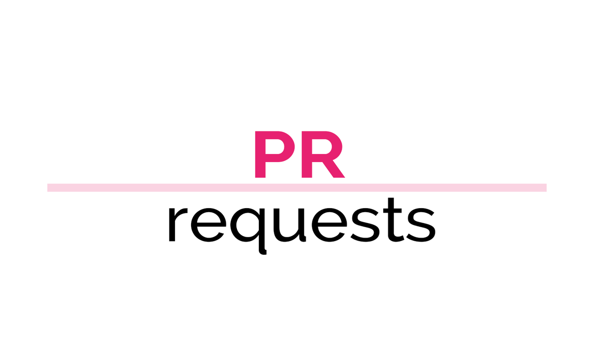 Deadline: 5 June  PR seeks beauty media collaborations for a digital beauty event https://t.co/C49Q5hwBUY #PRrequest #PR #request https://t.co/tYs0F586FW