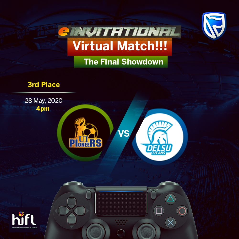 The battle is on for 3rd place. Which school will take the spot? Find out live by 4 pm on @hiflnigeria Facebook page and Youtube channel. May the best team win. #HiFL2020 #HiFLStanbicIBTC #PlayIndoors