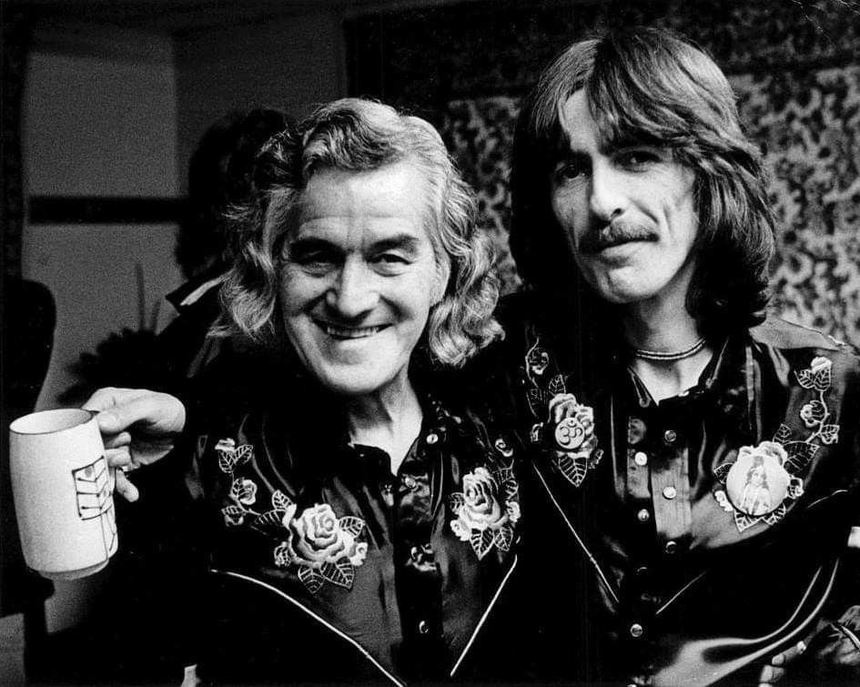The Beatles Polska: Urodził się Harold Harrison, ojciec George