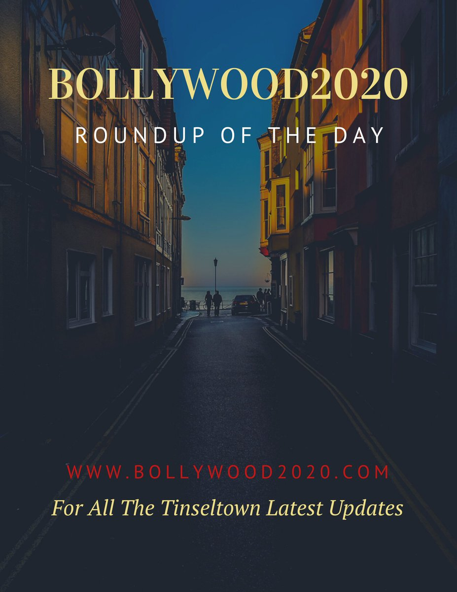 #bollywood2020 #Bollywood  #bollywoodnews #bollywooduncensord #Raktanchal #SambitPatra #सृष्टिरचयिता_कबीरपरमेश्वर #Savarkar #Google #vodafoneidea #SupremeCourt #BlackLivesMatter #5YearsOfPremam #MenstrualHygieneDay #SourCandy  Watch All bollywood newshttps://www.bollywood2020.com/2020/05/Bollywood2020-news-roundup-of-the-day-may-28-2020-news.html?m=1…pic.twitter.com/042hRmvUKV