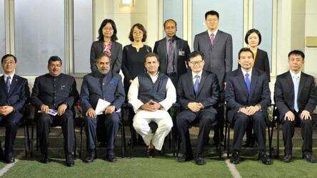 Chinese Paid Worker in india   Rahul Gandhi meets delegation of Communist Party of China  https://m.hindustantimes.com/india-news/rahul-gandhi-meets-delegation-of-communist-party-of-china/story-fNwrsAV6s6d329Qm2b7RbI_amp.html…pic.twitter.com/2tkqaYNpUt