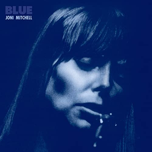 10 album challenge - Day 3. Albums that changed my life/musical life - no explanation or words - just picture. Joni Mitchell. Blue. I nominate @CraigDavidson85 cc @robmarkipic.twitter.com/M1IktfQxEd